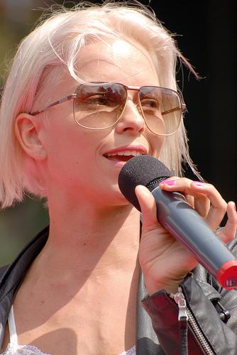 Petra Marklund - rocking